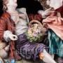 Фарфоровая композиция Конфеты, Дрезден, Германия, нач. 20 в.